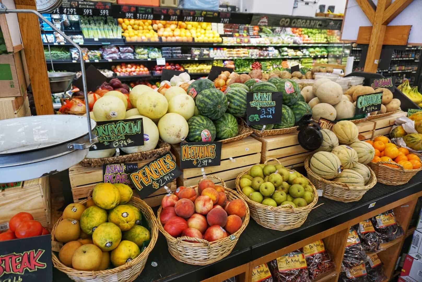 Valley Farm Organic Produce