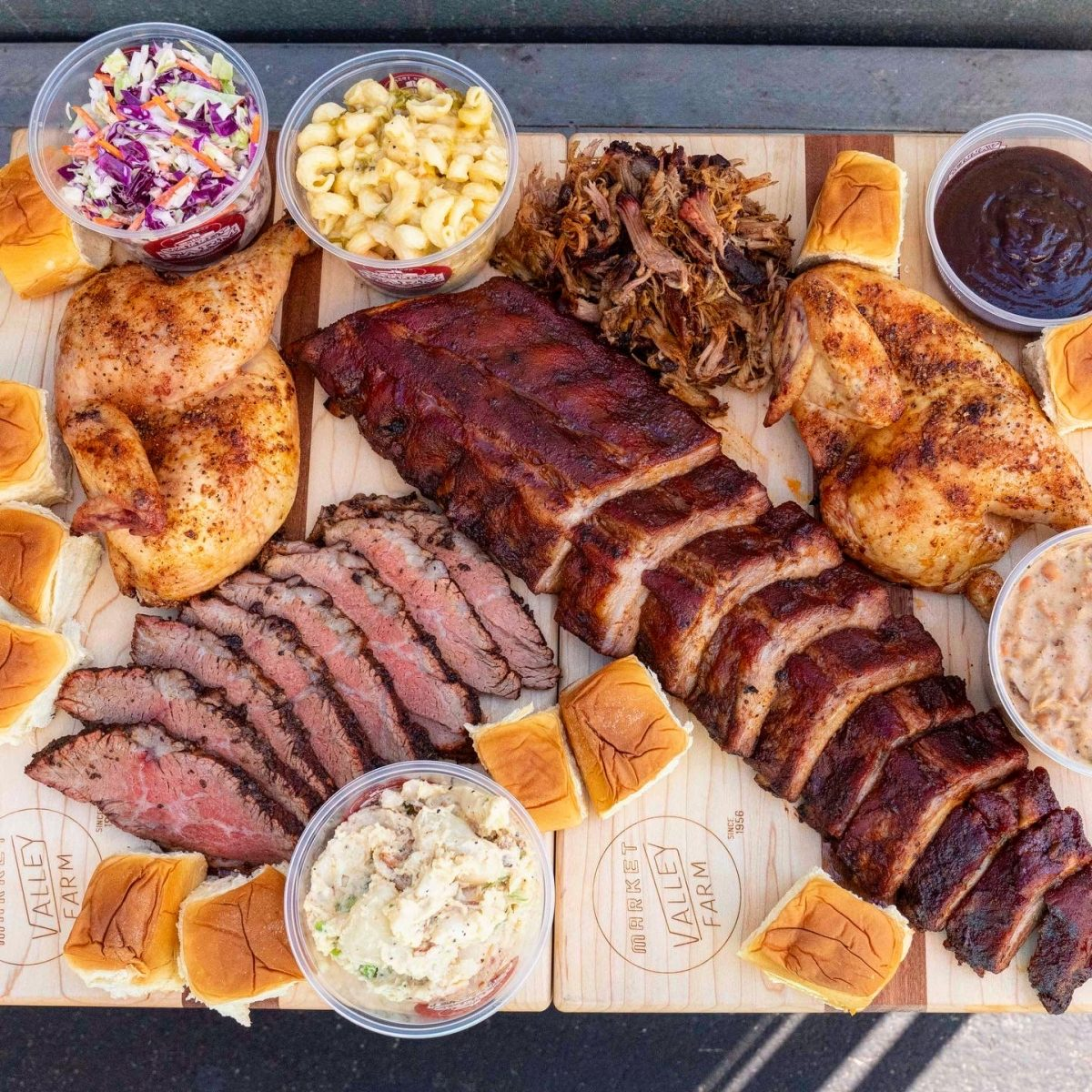 Pre-Order BBQ for Gameday!